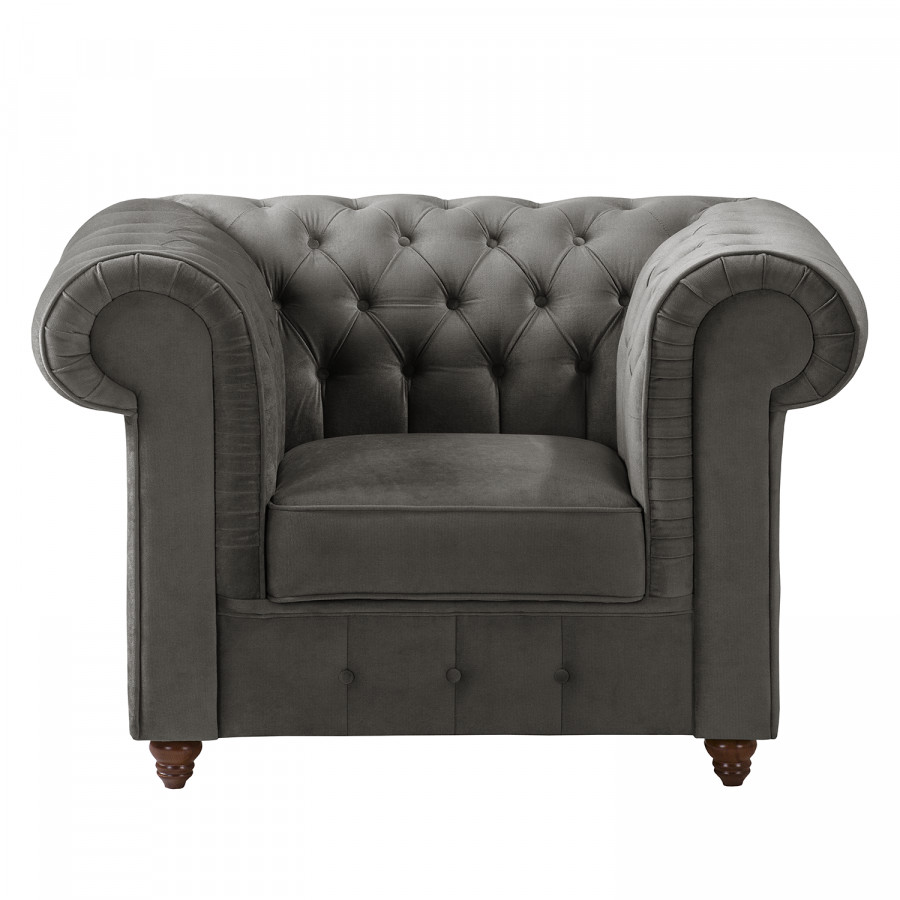 Pintano Chesterfield Chesterfield Sessel Chesterfield Pintano Grau Grau Grau Sessel Chesterfield Pintano Sessel FK1JcTl3