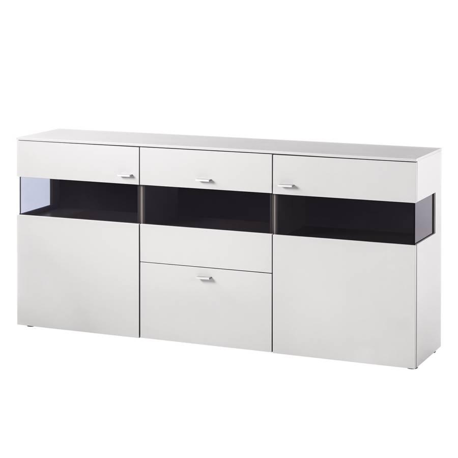 WeißMit Sideboard Beleuchtung Anzio Matt 34RAjScq5L