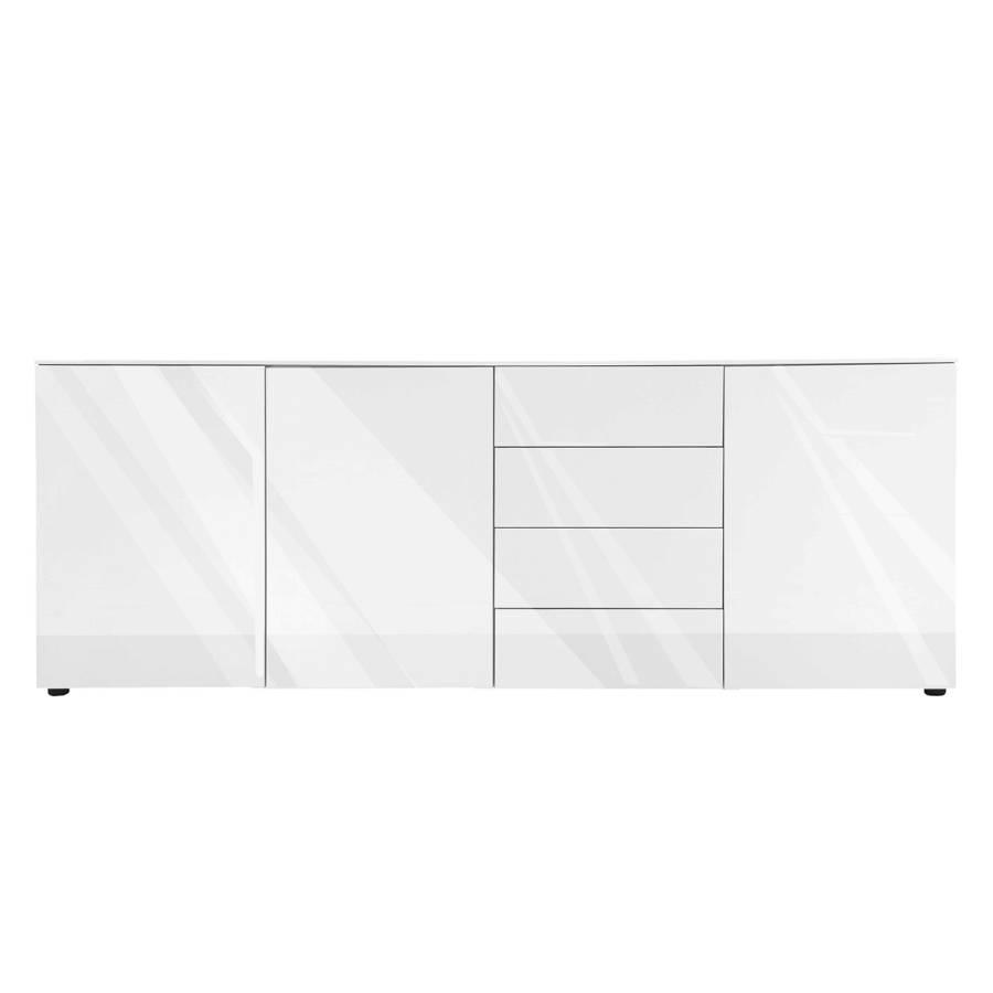 Genial Hochglanz Sideboard Weiß Ideen Von Weiß.