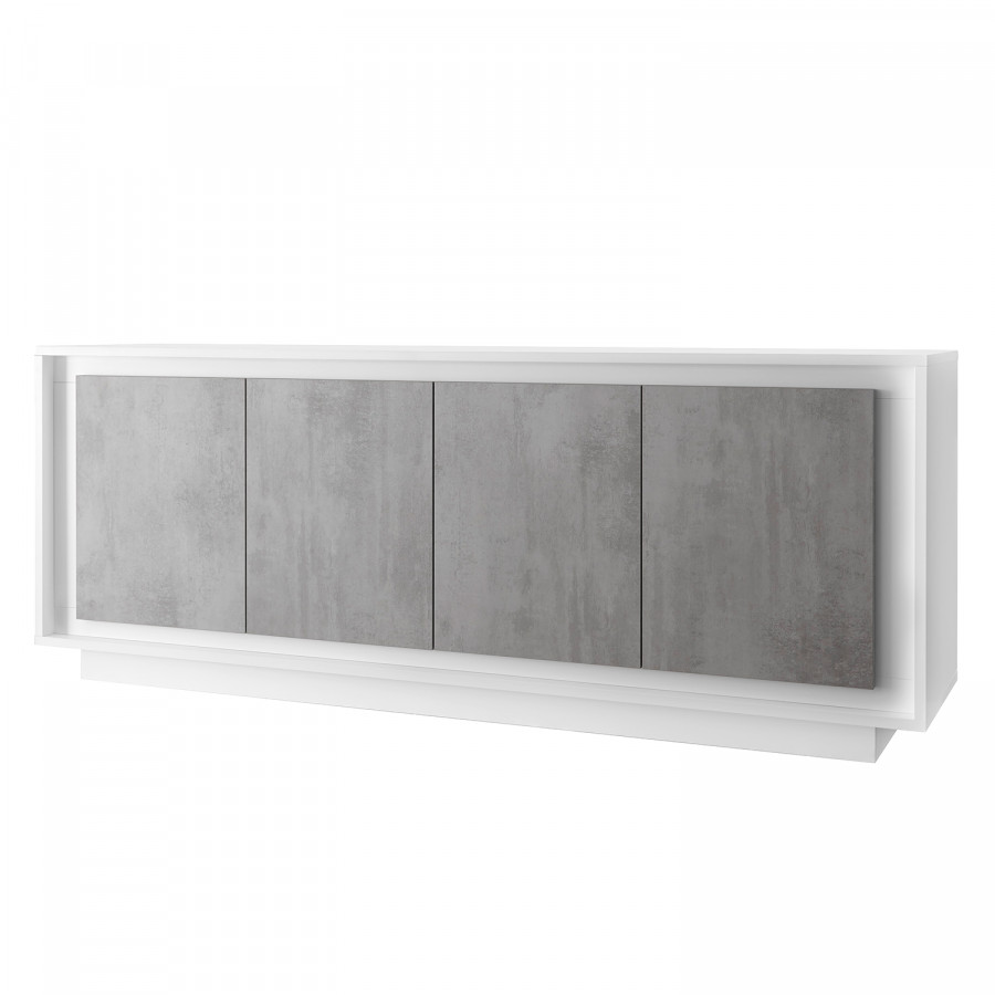 Sideboard Forenza Sideboard Sideboard Forenza Grau Grau WCdBorxe