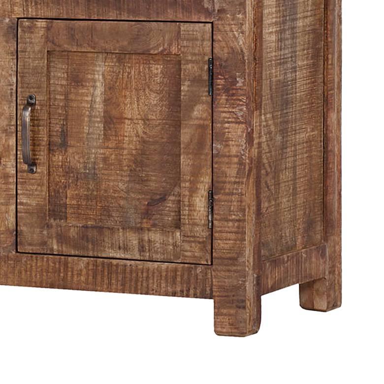 Lackiert Pintage Sideboard Sideboard Mango MassivGebeiztamp; N8Xw0kPnO