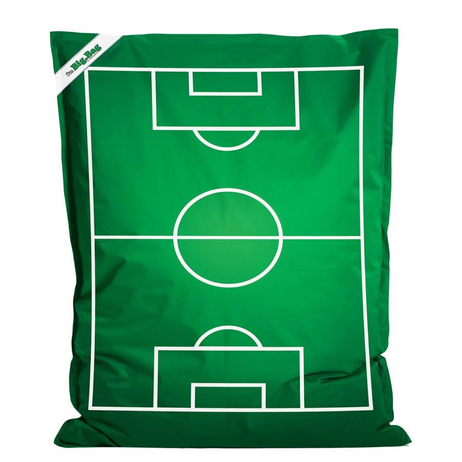Bigbag Pouf Little Soccer TissuVert Géant 34LRj5qA