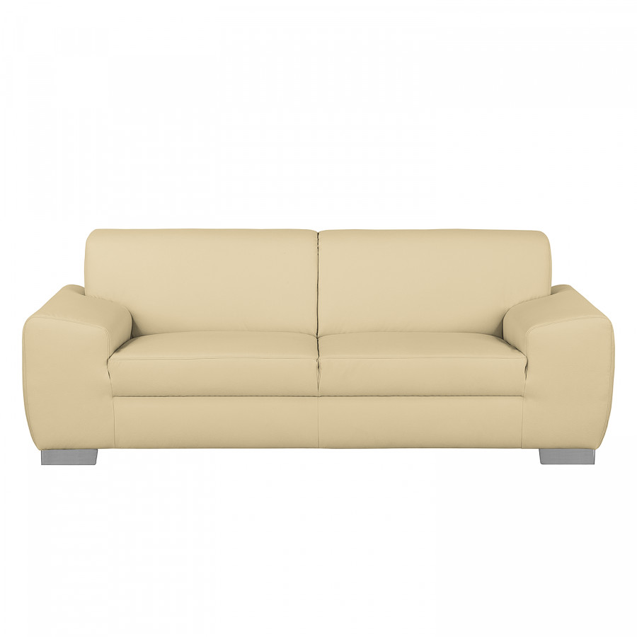 Sofa sitzerKunstleder Bollon3 sitzerKunstleder Sofa Warmes Sofa Warmes Beige Bollon3 Beige 0kOPnw