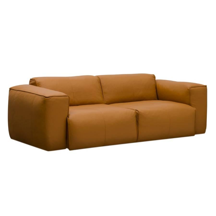Sofa Hudson 2 Sitzer Echtleder Fashion For Home