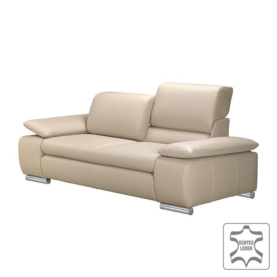 Sofa Masca 3 Sitzer Echtleder