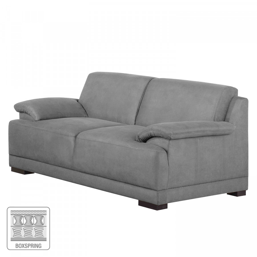 sitzerMicrofaser Sofa Sofa GrauBoxspring Robö2 Robö2 H9IDE2