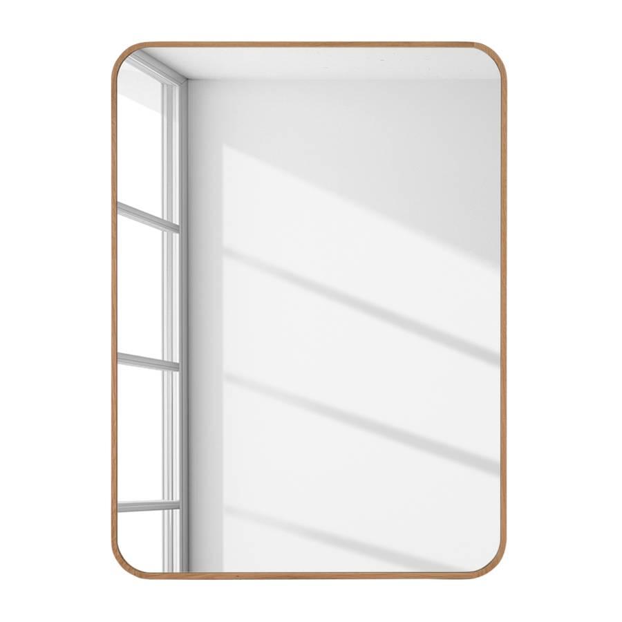 Spiegel zonder rand spiegels with spiegel zonder rand vergrotende spiegel is zeer geschikt - Home24 spiegel ...