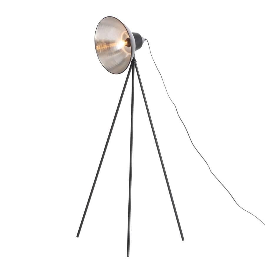 Ampoule Detroit Noir Lampadaire 1 Tripod pzUqSVM