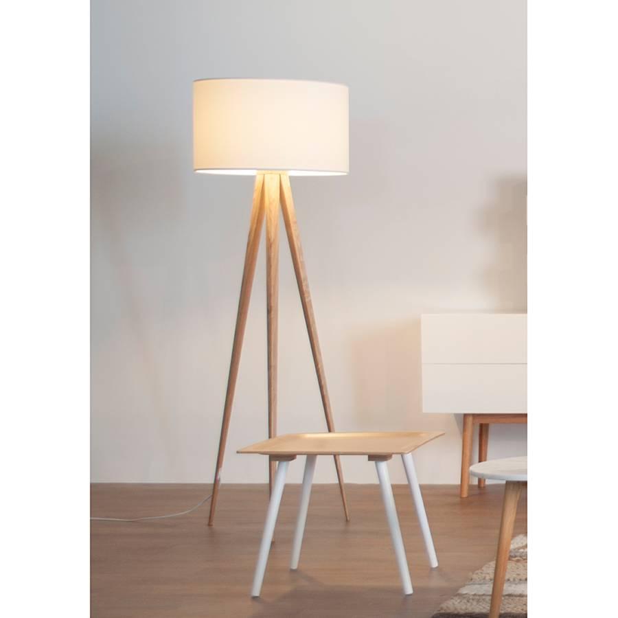 Stehleuchte TRIPOD Wood Sorgt Für Mehr Licht In Jedem Raum | Home24