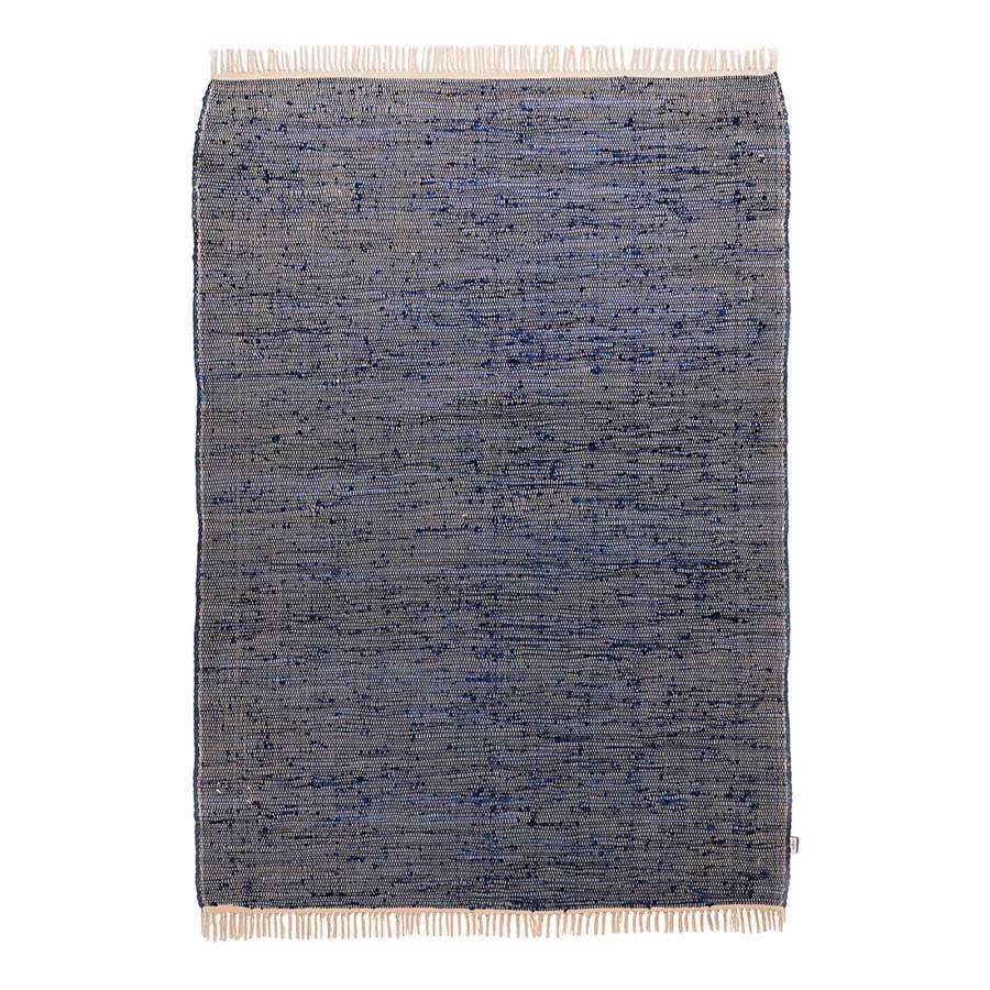 Cotton Cm X 200 Teppich Jeansblau140 iPkXZu