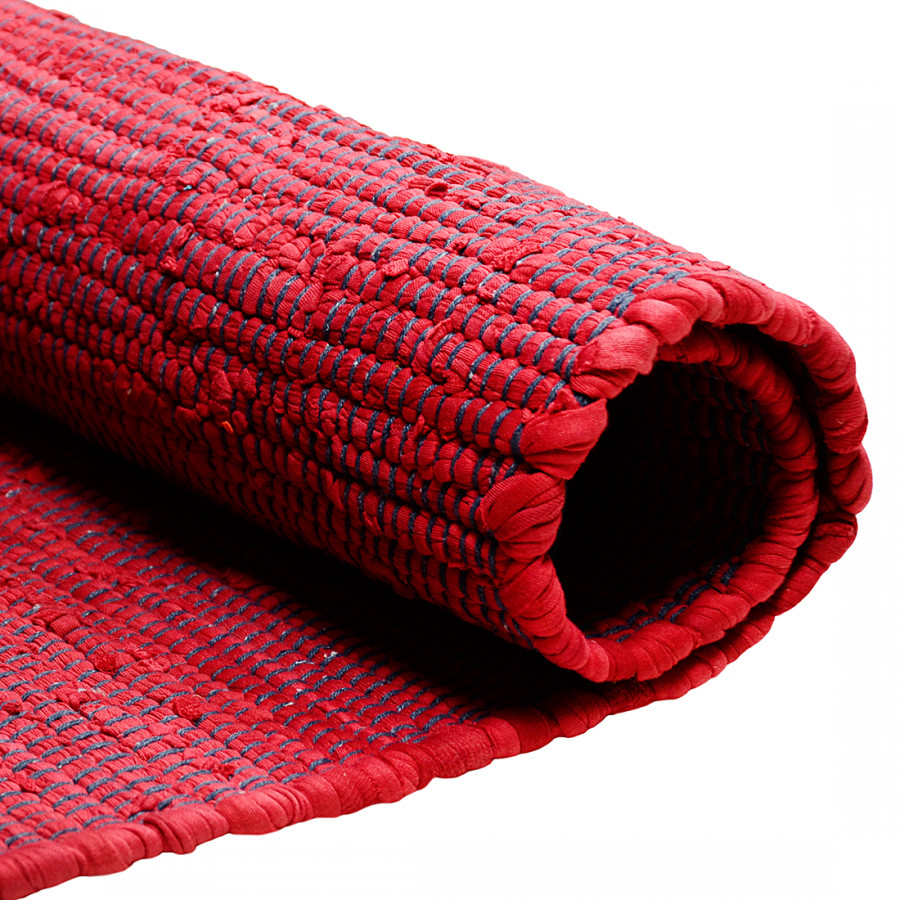 Rouge60 X 120 Cm Cotton Tapis Pk0Onw