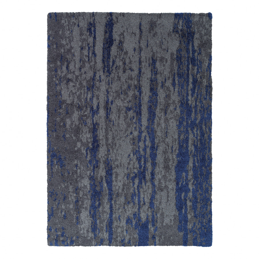 Teppich X GrauDunkelblau120 Impression 180 Cm TlK1JFc