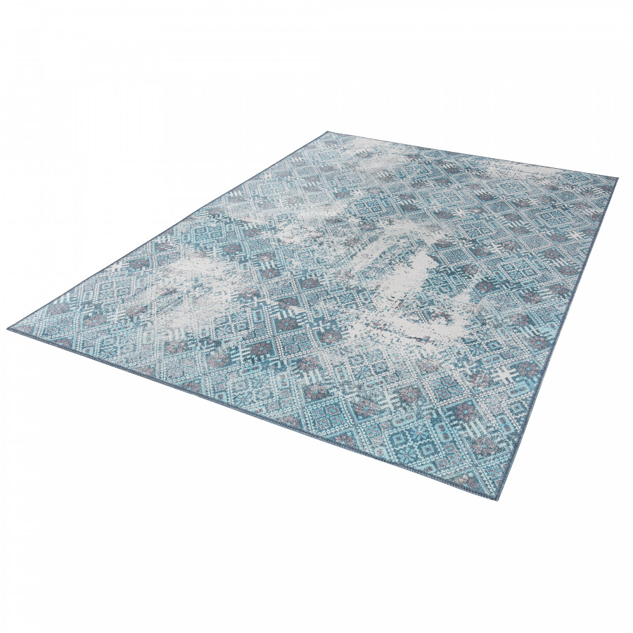 X 140 Cm Teppich KunstfaserTürkis Inspiration 200 j3AL4R5