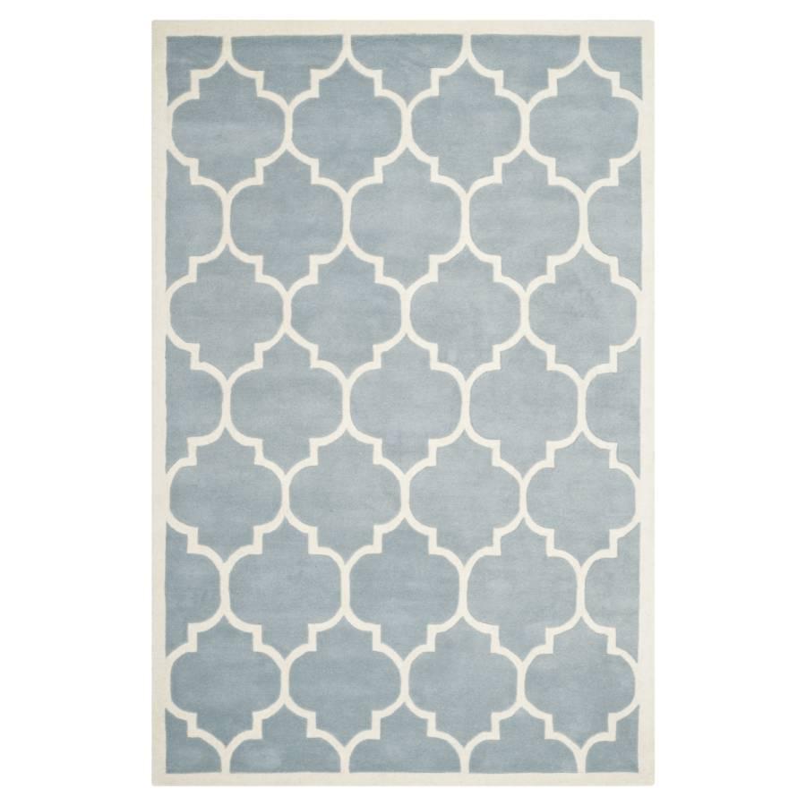 Blau Teppich X 243 Morton cremeMaße152 Cm n0OP8kwX