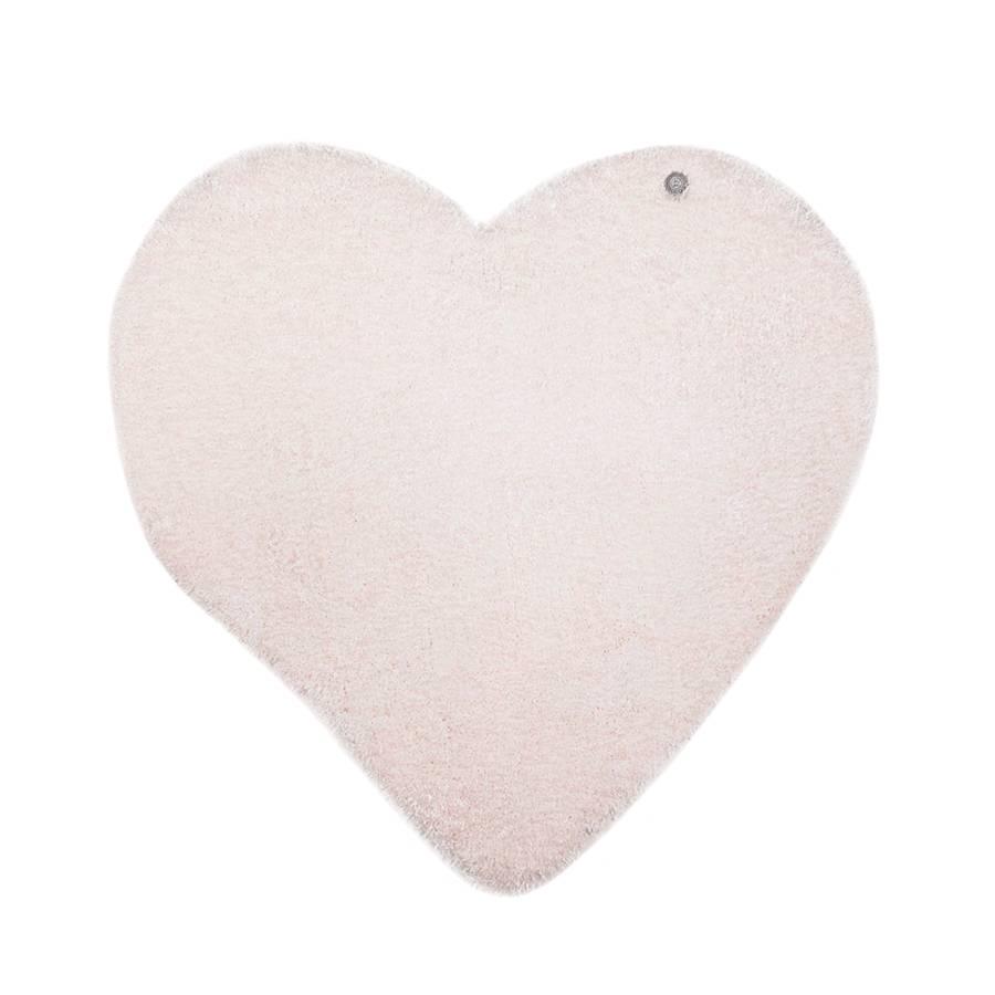 Cm Teppich Soft X WeißMaße100 Heart Ac43LS5Rjq