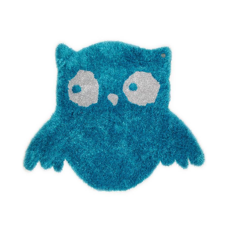 X Cm Owl Teppich Soft TürkisMaße120 100 P0kOwn