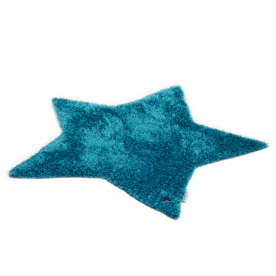 Soft Teppich TürkisMaße100 X Cm Star cl1JTFK