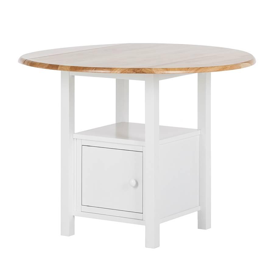 Schön Esstisch Massivholz Weiß Beste Wahl Tisch Nolan - Weiß