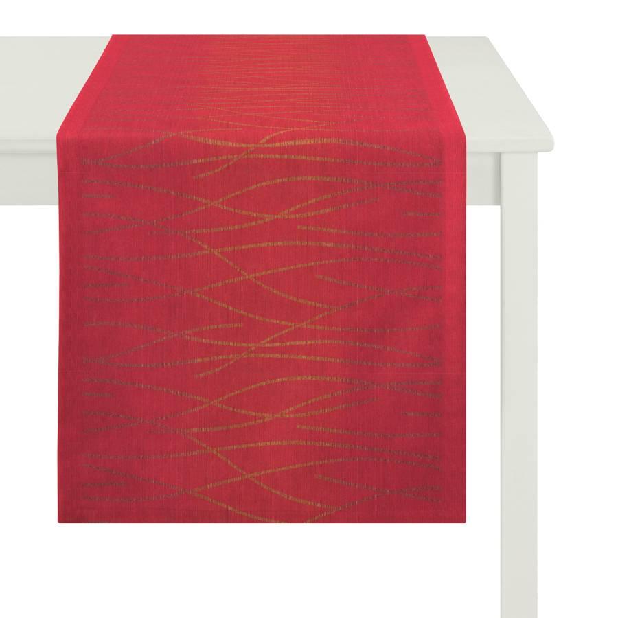 Style Tischläufer Rot Iv Loft wPXiTOZku