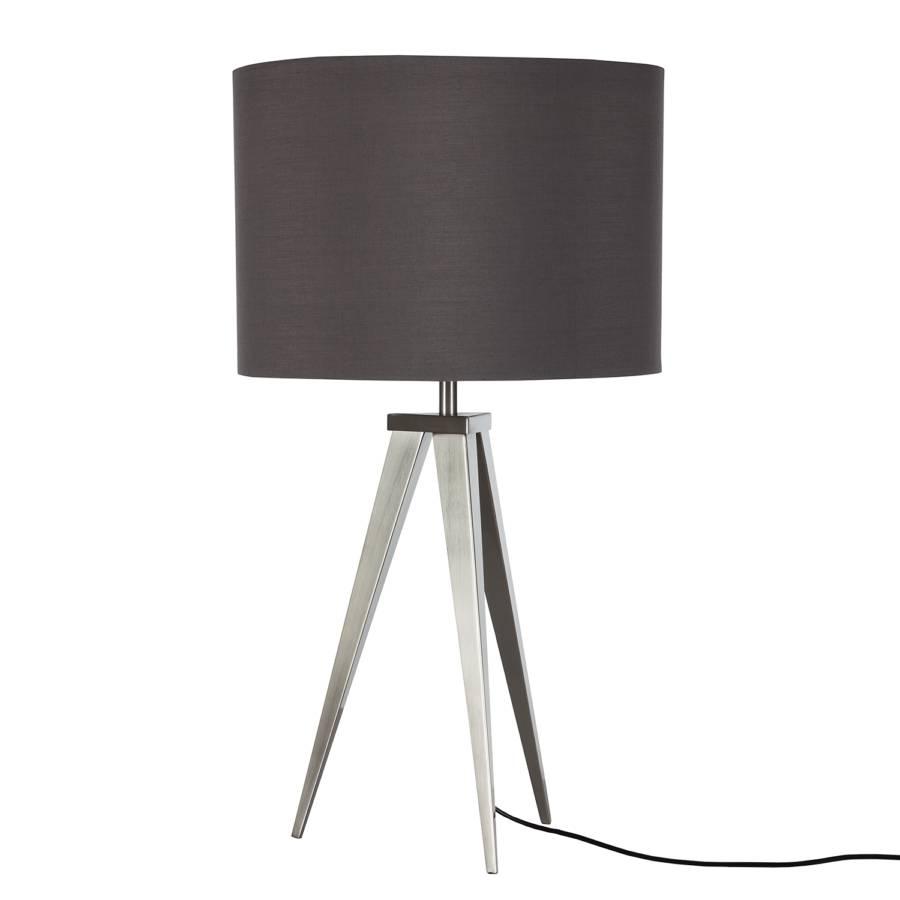 Lampe Table Tripod De Ampoule Asmo MétalTissu1 Ii knw0PO