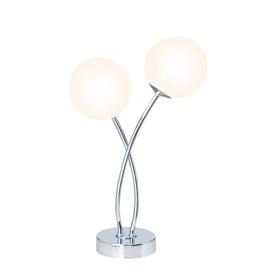 Belina De Table Lampe Ampoules MétalVerre 2 bEHIeD29WY