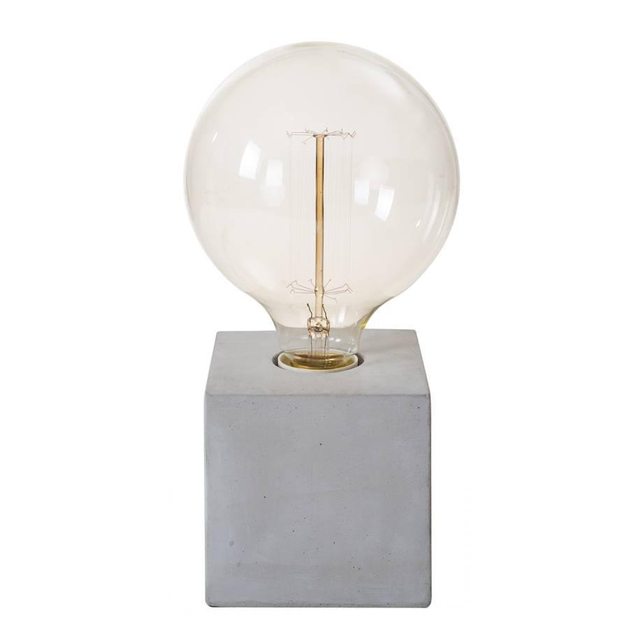 De Ampoule Bomi Table Lampe Béton1 QCxthrdBos