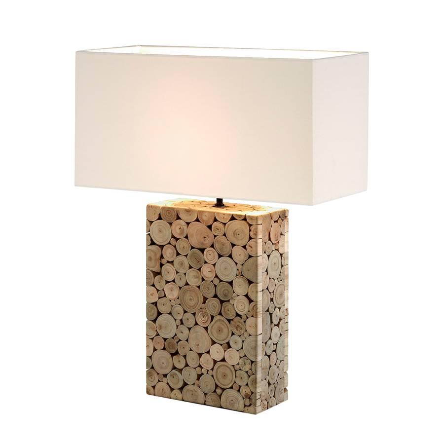 Holz By Julià flammig stoff1 Tischleuchte Tangor jLUGqSzVMp
