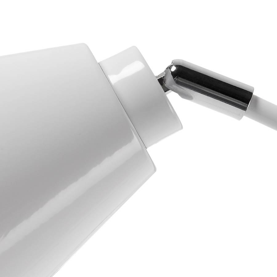 MetallWeiß Tipir flammig 1 MetallWeiß Tischleuchte 1 Tipir Tischleuchte kuTwPXiOZ