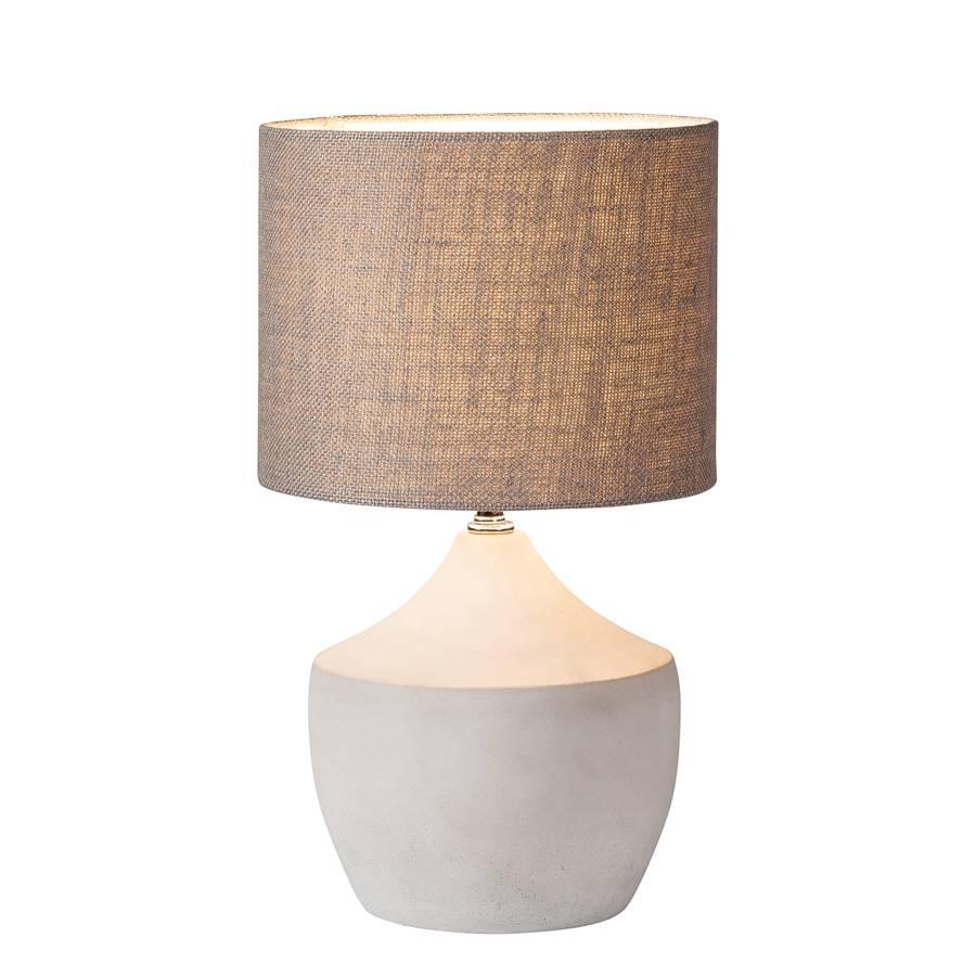 Tulla Gris Lampe De Table 7g6IYbyvfm