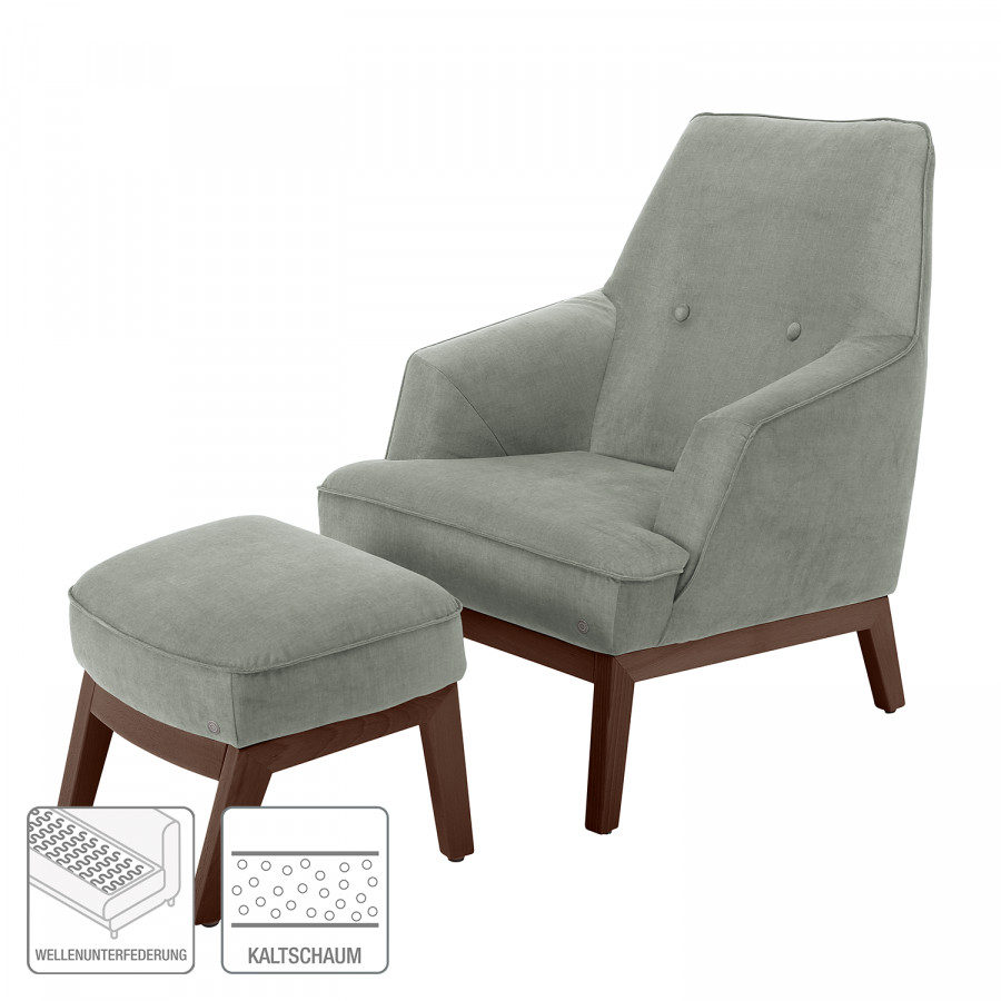 HockerGranit Sessel Webstoff Mit Cozy Webstoff HockerGranit Cozy Cozy Webstoff Sessel Mit Sessel LqUzpGMSV