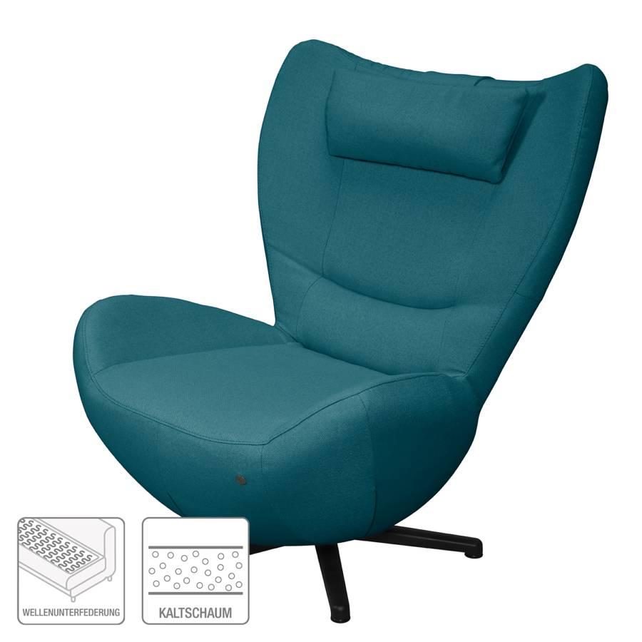 Tbo3 Green Webstoff Petrol Sessel Tom Pure Stoff dQeExBorCW