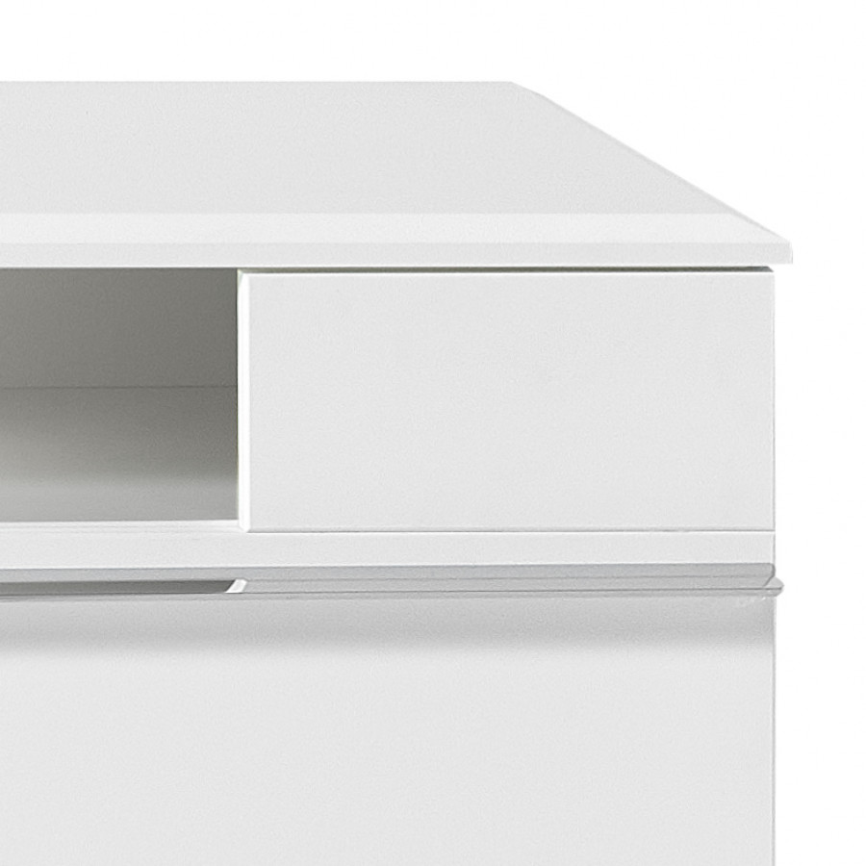 Tv InklBeleuchtungMatt Cm 210 Weiß lowboard Cupar QrhxsdtC