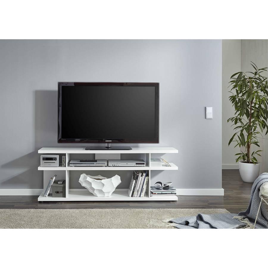 Meuble Blanc Prora Prora Meuble Blanc Brillant Tv Tv k8nwO0P