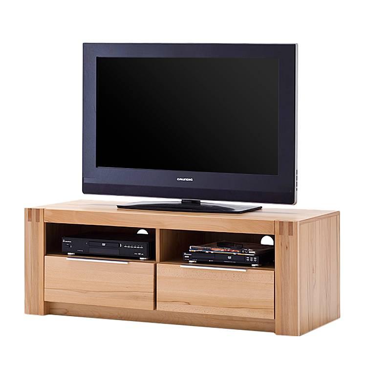 I TeilmassivLackiert Vigas lowboard Buche Tv D2e9YbWIEH