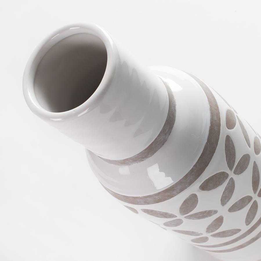 KeramikPorzellanweiß Vase I Vase Ares Ares I 92WEDHI