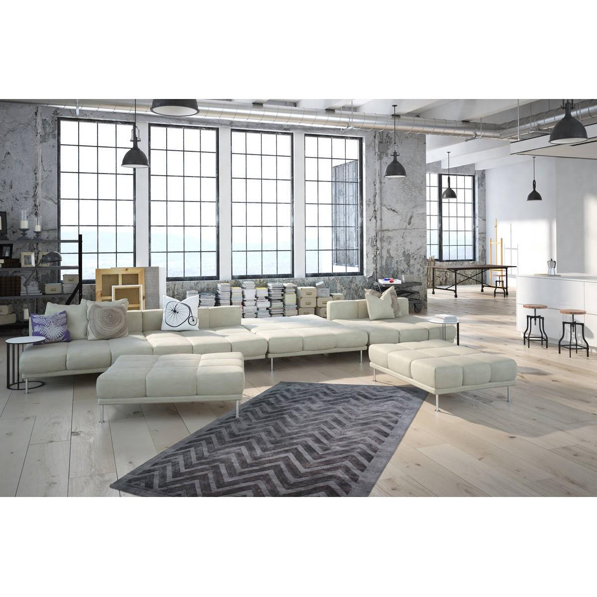 home24 Kurzflorteppich Luxury IV