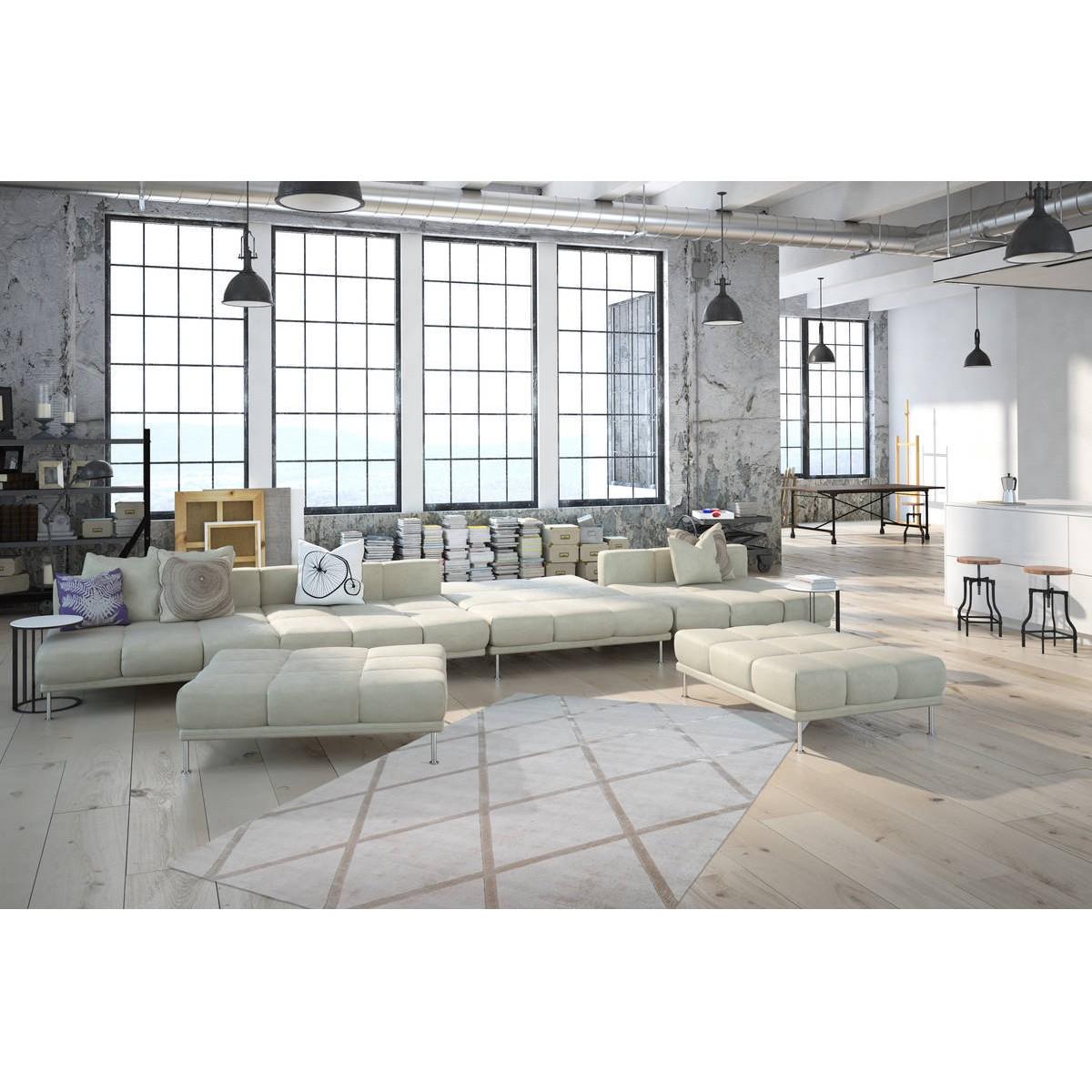 home24 Kurzflorteppich Luxury II