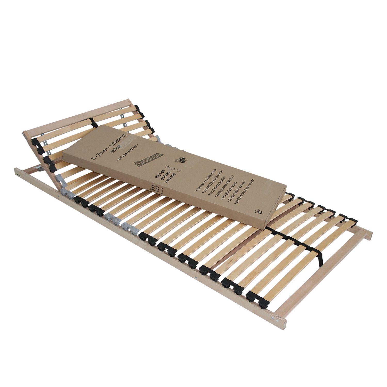 Schlafzimmermöbel - Lattenrost Easy Star (verstellbar) - Beco - Beige