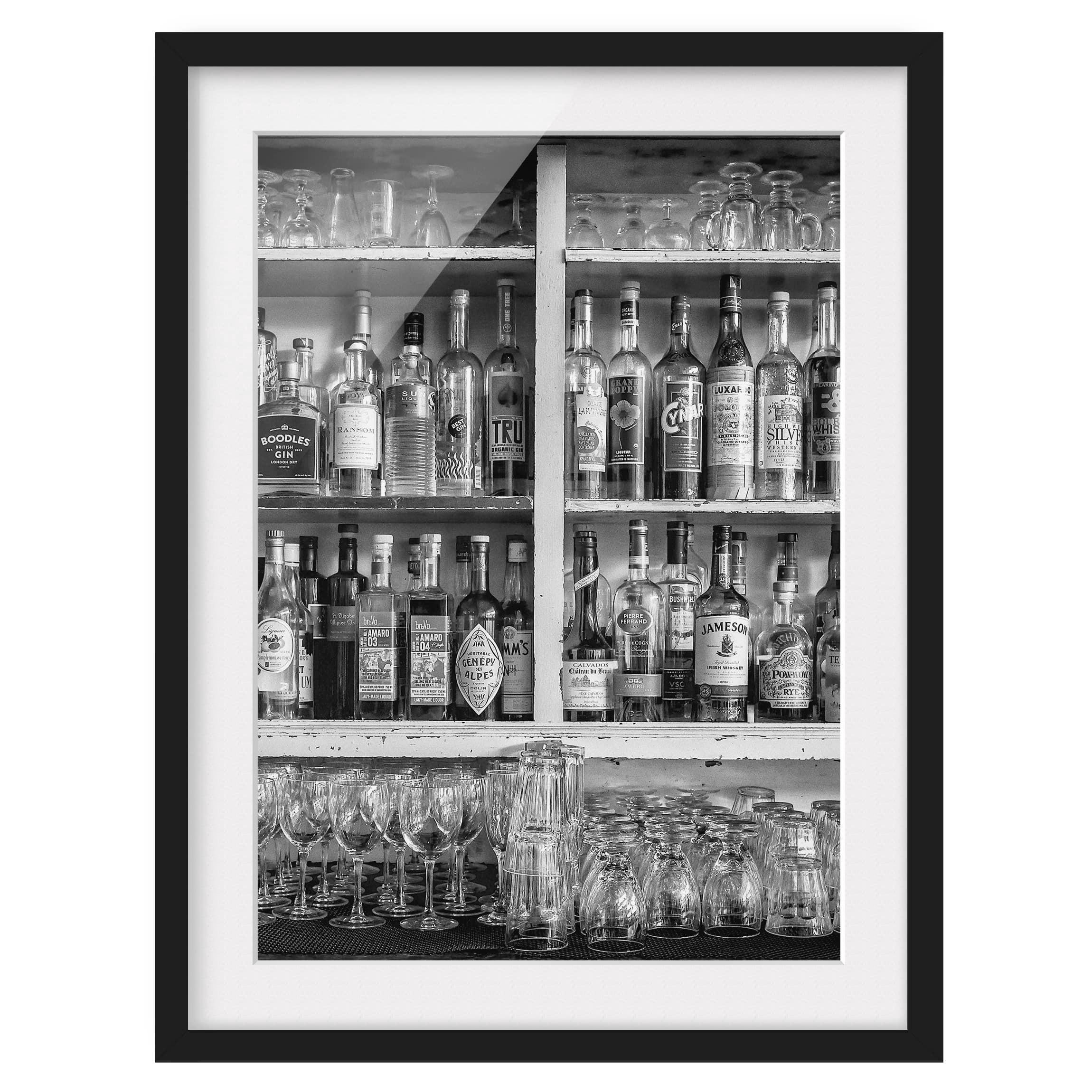 Bild Bar I, Bilderwelten