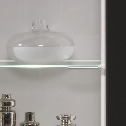 Image of Iluminazioni LED per i ripiani in vetro, California