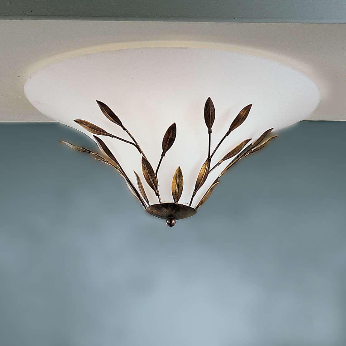 Lampada da soffitto Campana, home24