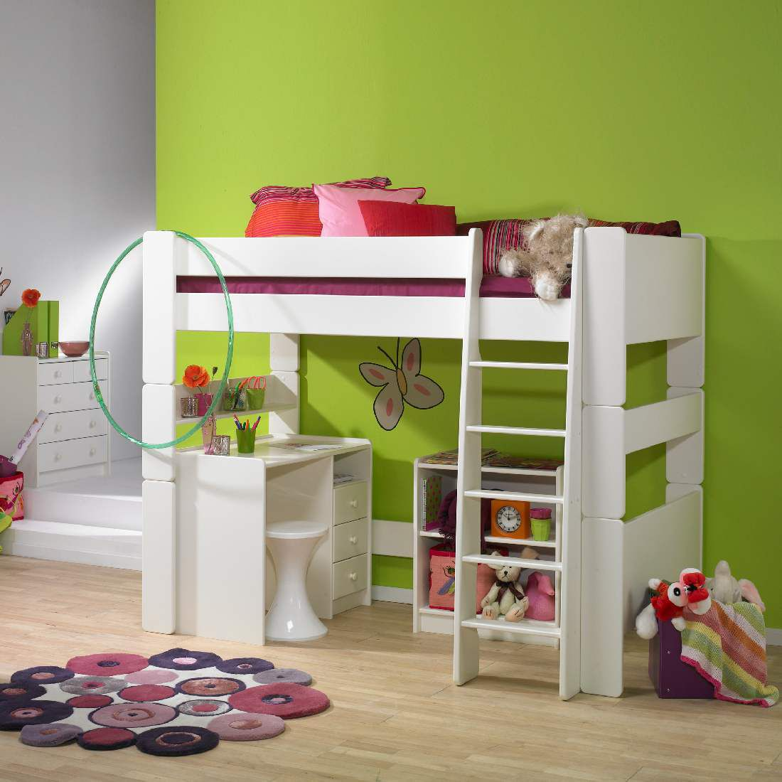 Lit mezzanine Steens for Kids I