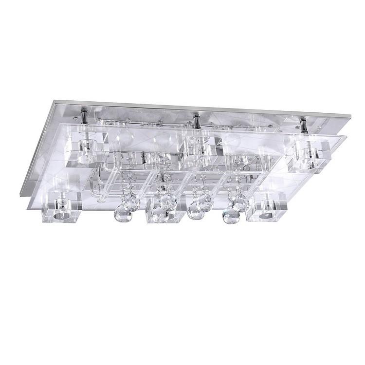 home24 LED-Deckenleuchte Roxane