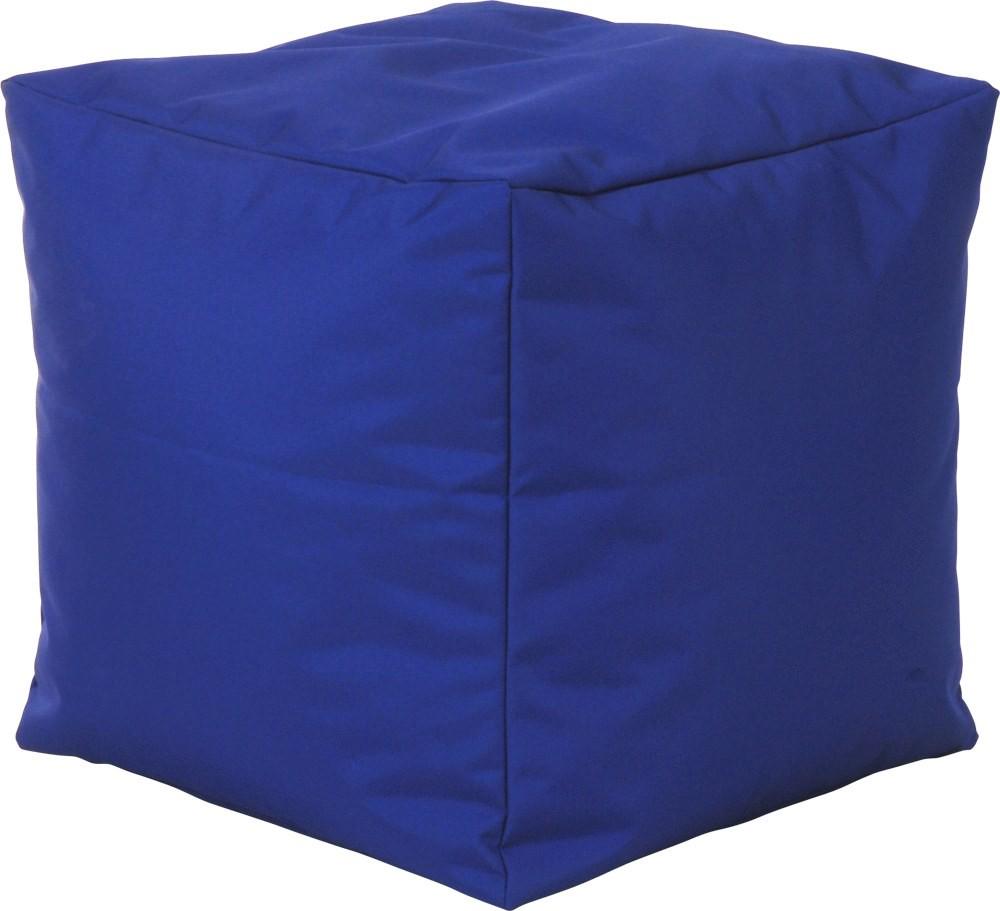 Sitzwürfel Scuba Cube - Stoff Dunkelblau, SITTING POINT