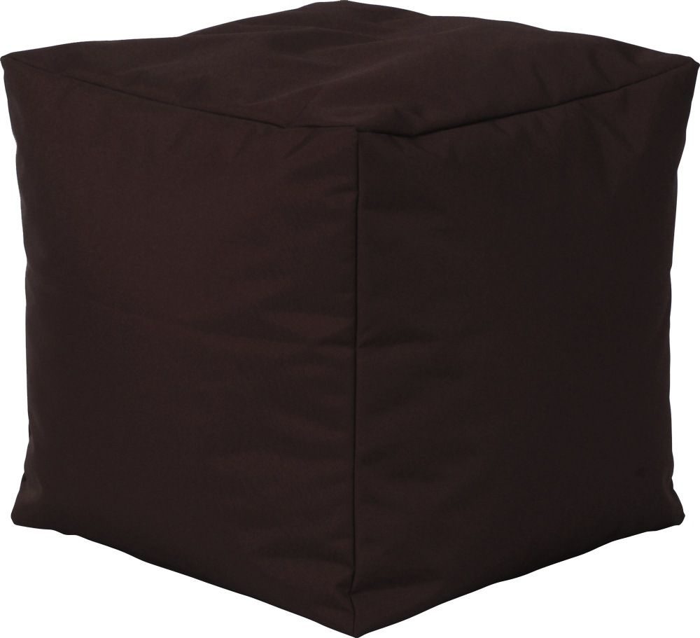 Sitzwürfel Scuba Cube - Stoff Braun, SITTING POINT