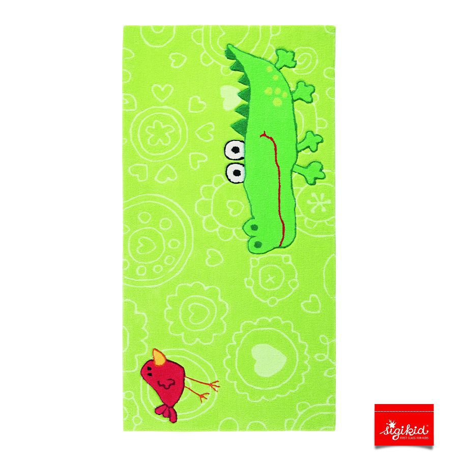 home24 Teppich Sigikid Crocodile Happy Zoo