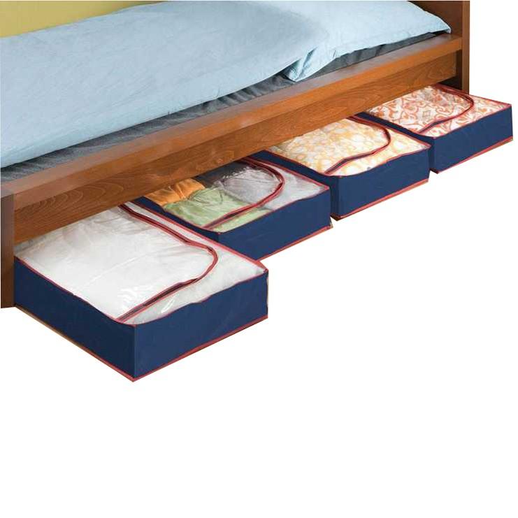 home24 Unterbettkommode (4er-Set)   Schlafzimmer > Matratzen   Wenko