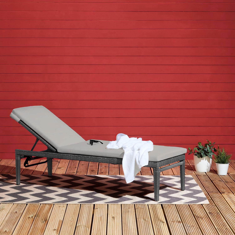 Gartenliege Paradise Lounge II