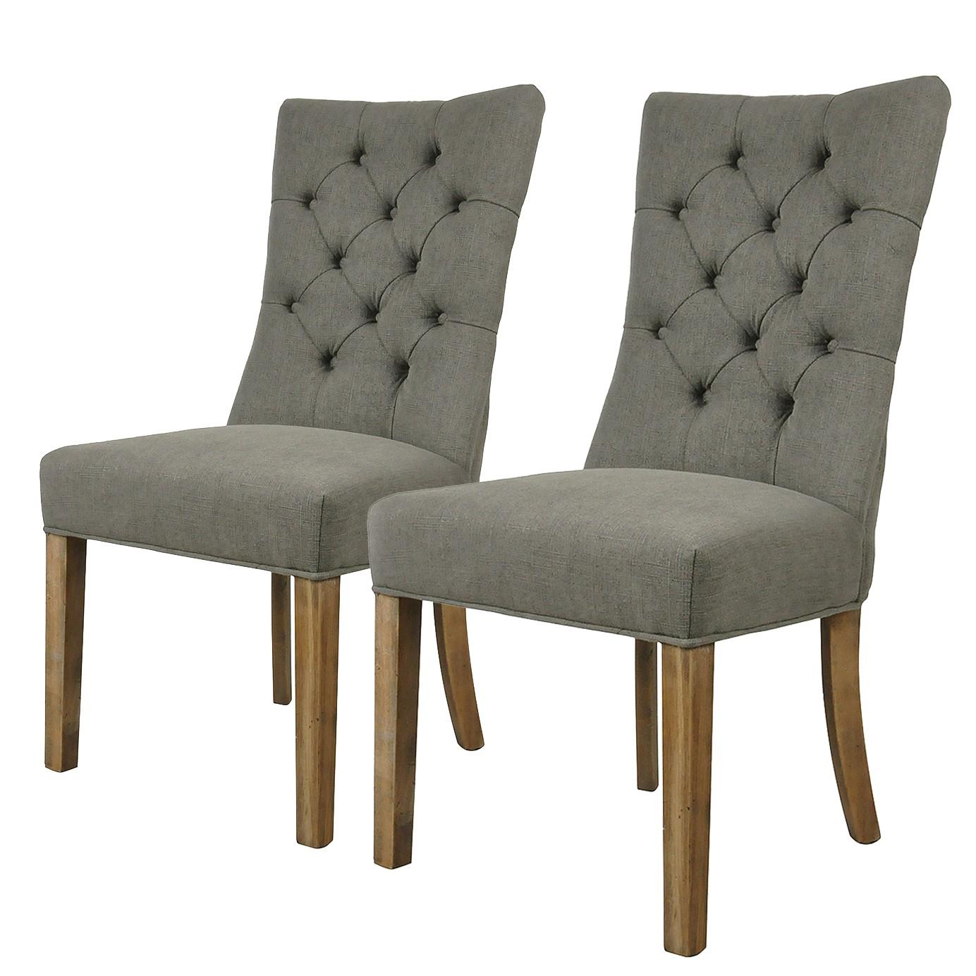 Gestoffeerde stoelen Waroona (2-delig), Maison Belfort