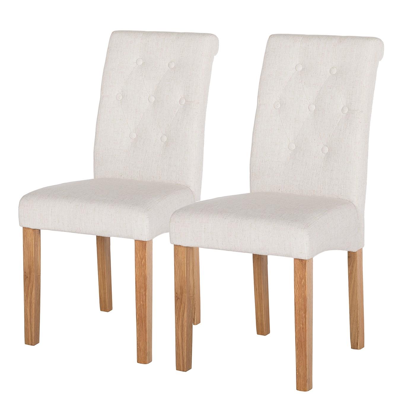 Gestoffeerde stoelen Jeanne, Maison Belfort